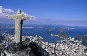O Brasil está entre os top 10 parceiros da China.